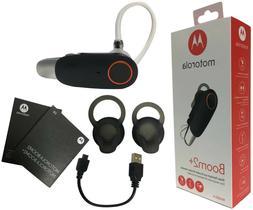 Motorola Boom 2+ Plus Water Resistant Bluetooth Universal He