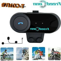 Freedconn TCOM-VB BT Motorcycle Helmet Bluetooth Headset Int