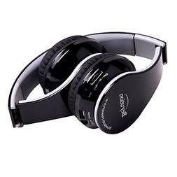 New Beyution@bt513 Black Bluetooth Headphones V4.1 Blutooth