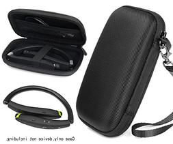 Travel Case for Wireless Foldable Sports Neckband Bluetooth
