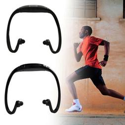 For Cell Phones 4.0 Wireless Bluetooth Stereo Earphone Sport