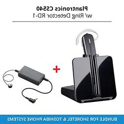 Plantronics-CS540 Convertible Wireless Headset with Ring Det
