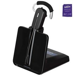 Plantronics CS540 Wireless Office Headset Bundle with Headse