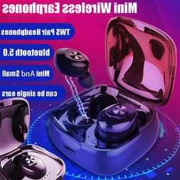 Dual Wireless bluetooth 5.0 Earphone Earbuds For Android IOS