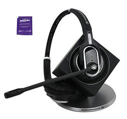 Sennheiser DW Pro 2 Wireless Headset Included with Free Head