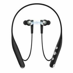 Levin Dylan Neckband Bluetooth Headset - Black