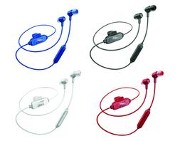 NIB JBL E25BT Bluetooth In-Ear Headphones by HARMAN KARDON -