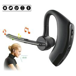 Ear Hook Bluetooth Headset Wireless Earbud with Mic for Cell