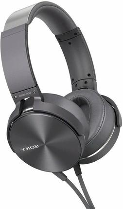 Sony Extra Bass Smartphone Headset  Acoustic Bass Booster MD