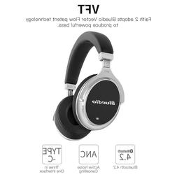 Bluedio F2 Bluetooth 4.2 Active Noise Cancelling Wireless He