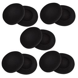 Sunmns 2 Inch Foam Pad EarPad Ear Cover for Sony Sennheiser