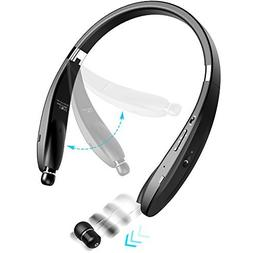 Levin Foldable Bluetooth Headset Bluetooth 4.1 Wireless Head