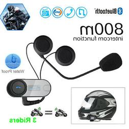 Freedconn TCOM-SC Helmet Headset Bluetooth Motorcycle Interc