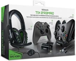 dreamGEAR Gamer's Kit, 8 Piece Advanced Gaming Accessory Kit