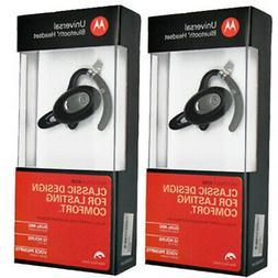 Motorola H730 Mono Bluetooth Headset W/ Digitally-Enhanced S