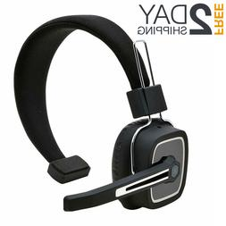 Handsfree Bluetooth Headset For Truck Driver Noise Cancellin