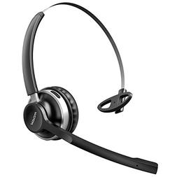 Mpow HC3 Bluetooth Headphones, Dual-Mic Noise Reduction, 13H