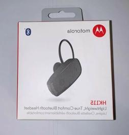 Motorola HK115 Lightweight Comfort Bluetooth Wireless Headse