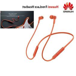 huawei freelace wireless bluetooth sport headset metal