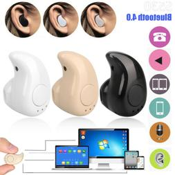 For iPhone X 8 7 6 Plus Wireless Stereo Earphone Headset Hea