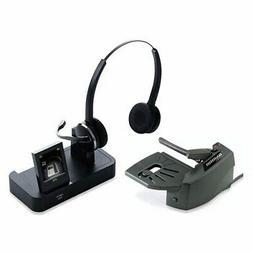 Jabra PRO9460 Duo Stereo Wireless Headset w/ GN1000 Remote H