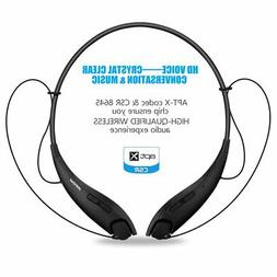 Mpow Jaws Bluetooth Headphones V4.1 Wireless Neckband Music