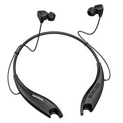 Mpow Jaws Updated Gen-5 Bluetooth Headphones 18 Hrs Battery,
