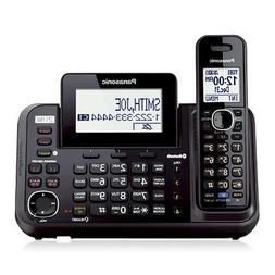 Panasonic KX-TG9541B Link2Cell Bluetooth Enabled 2-Line Phon