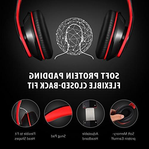 Over Ear, Hi-Fi Wireless Foldable, and Mode PC/Cell Phones/TV