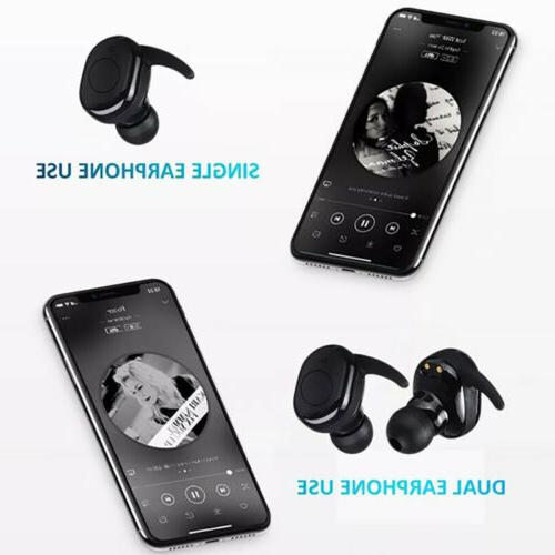 2019 Bluetooth Charging Case Earbuds