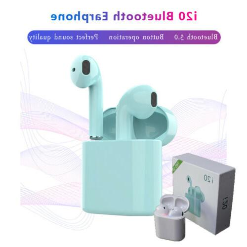 Air Wireless 5.0 3D Bass Stereo Earphone
