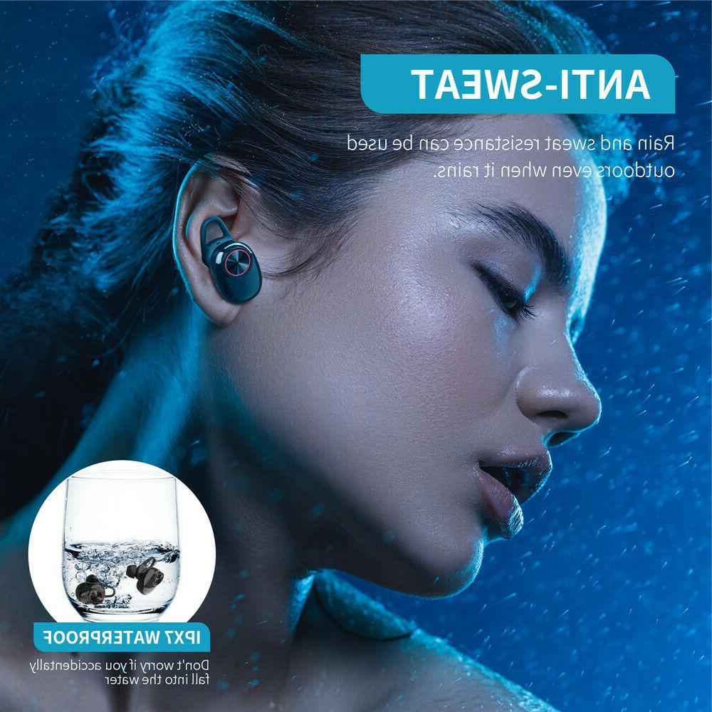 2019 Bluetooth Earphone In with Charger Earbud