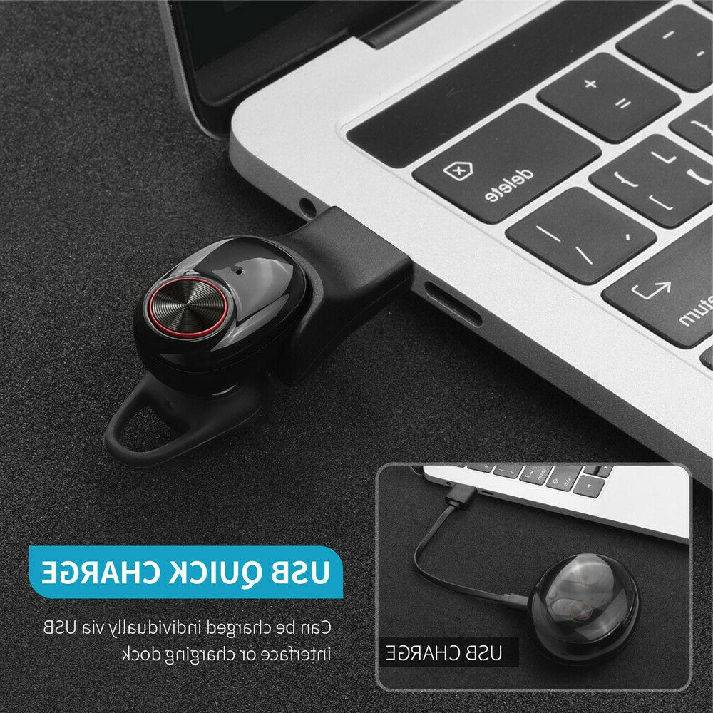 2019 Earphone In Ear with Charger Earbud