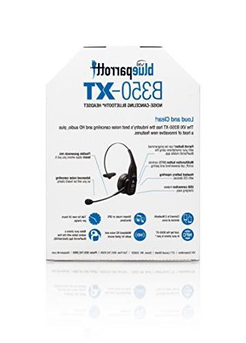 B350-XT BlueParrott Canceling Bluetooth Headset