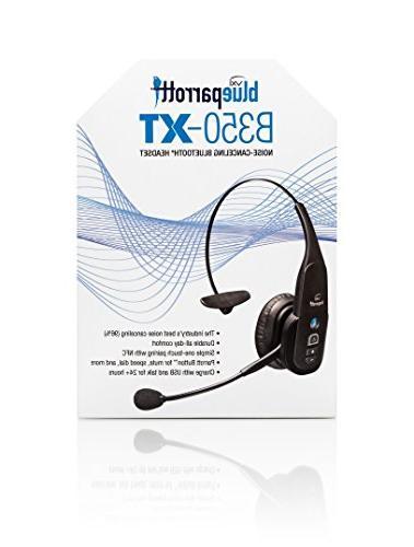 B350-XT 203475 BlueParrott Noise