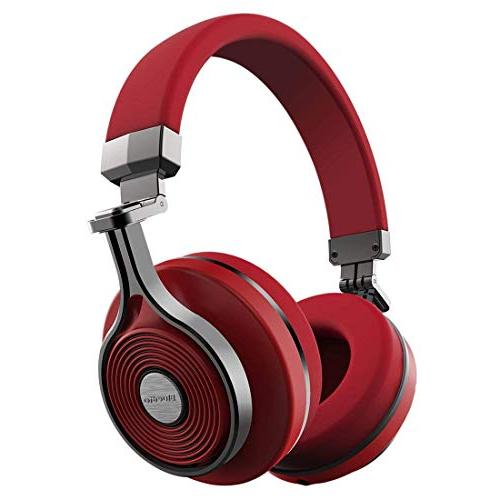 Bluedio T3 Bluetooth Headphones On Ear with Folding and Headphones for