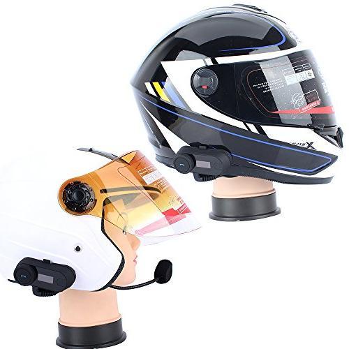 Helmet Motorcycle Helmet Intercom for Skiing