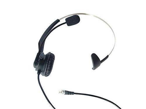 NEW T400 Headset Headphones Ear Phone for Plantronics A100,