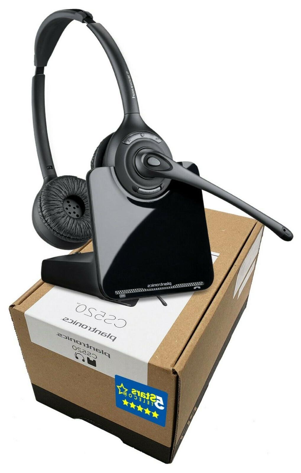 Plantronics 84692-01 Wireless Over-the-Head Binaura