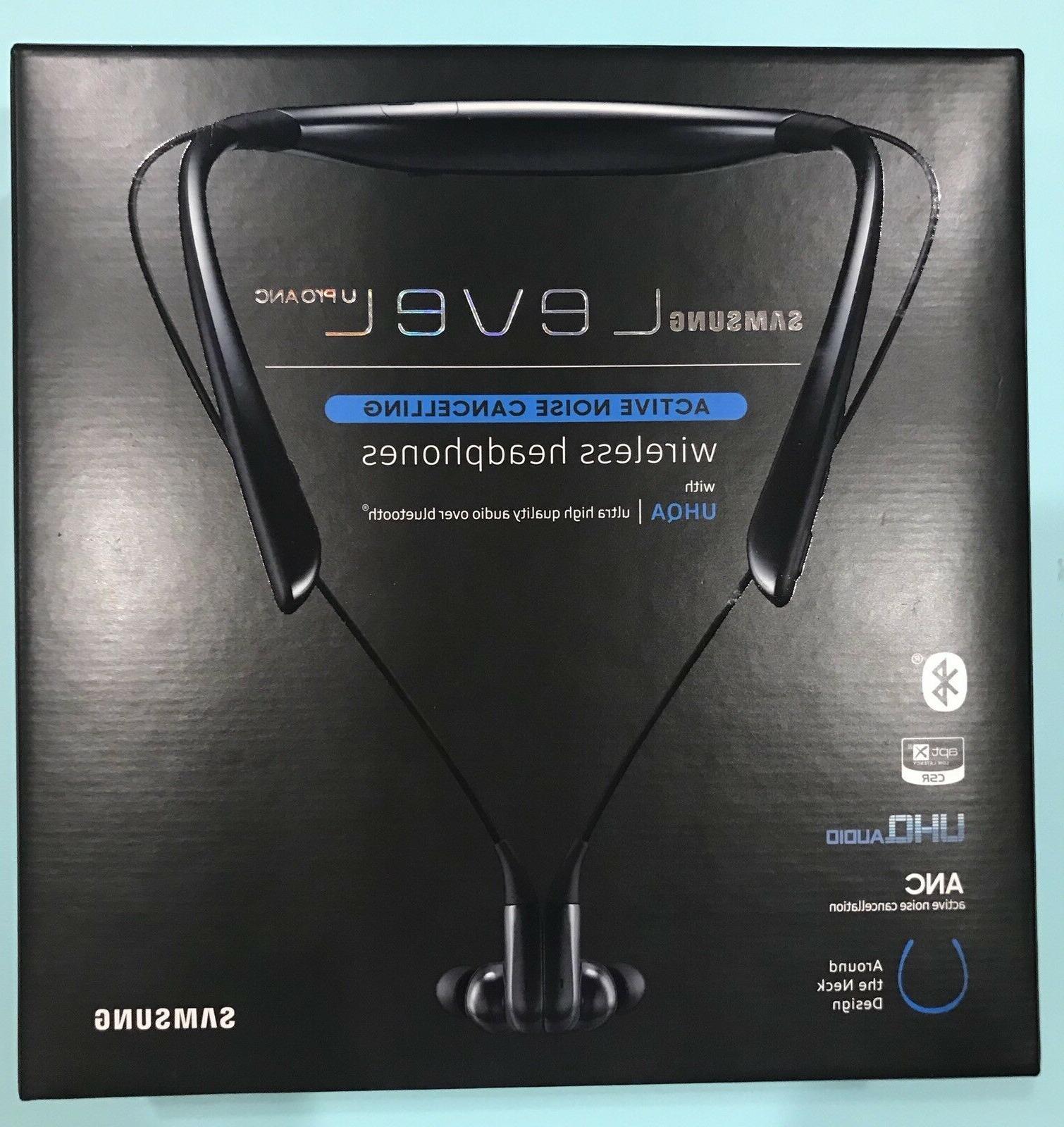 Samsung - Level U Pro Active Noise Cancelling Wireless Headp