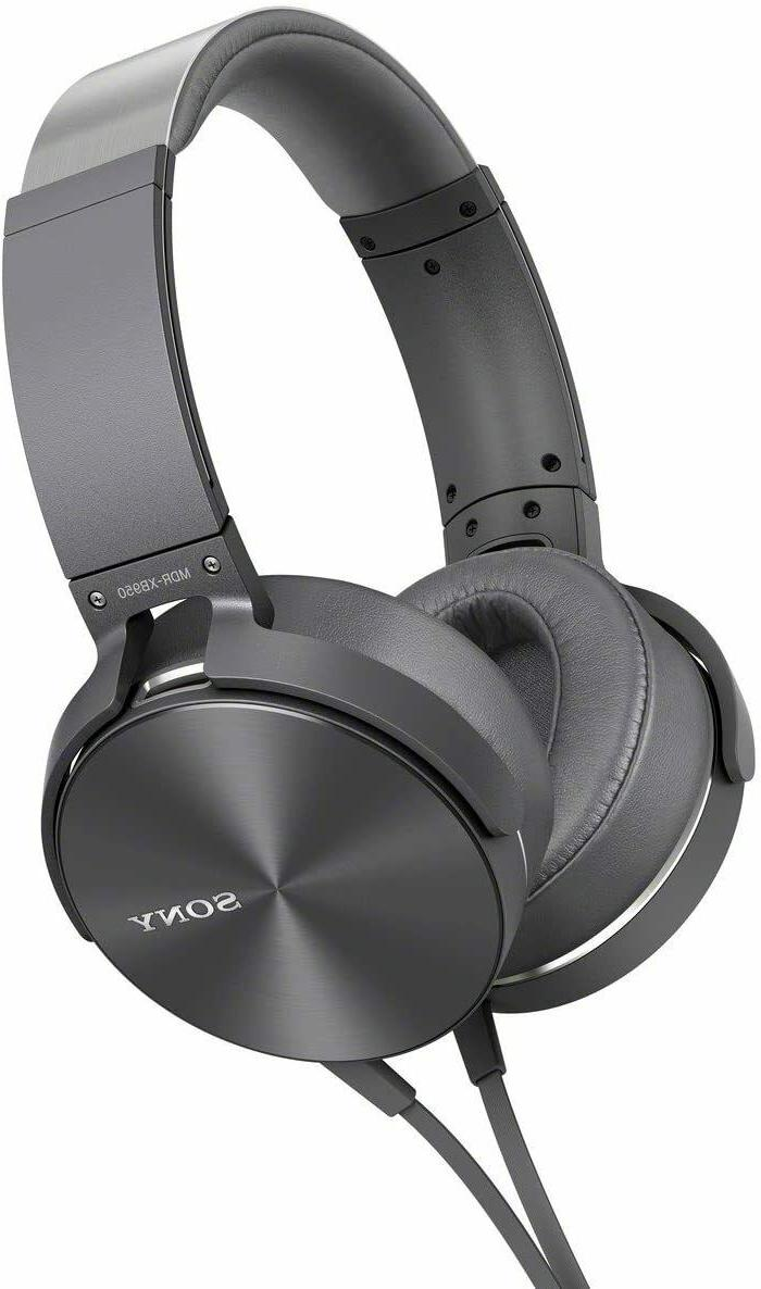 Sony MDRXB950AP/H Extra Bass Smartphone Headset