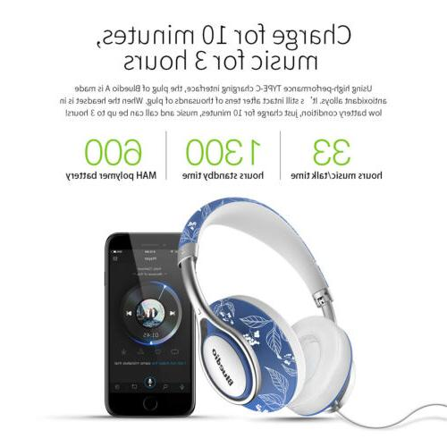 Bluedio A2-Air Stereo Wireless Over-Ear