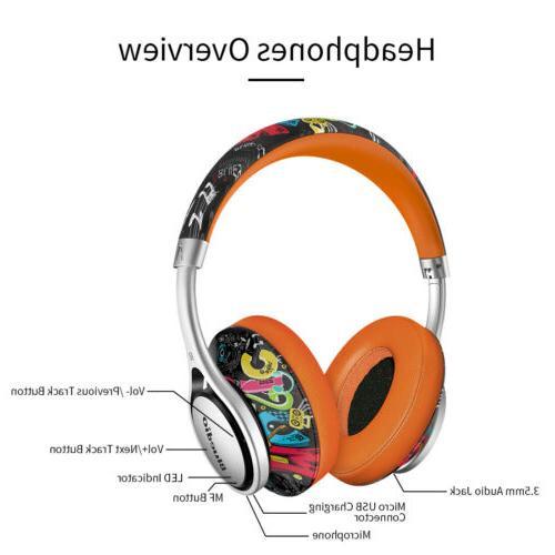 Bluedio Over-Ear