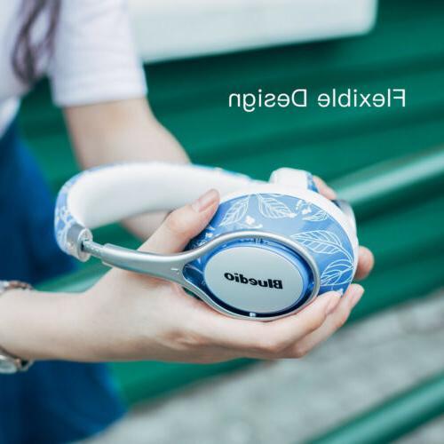 Bluedio A2-Air Bluetooth Stereo Headphones,Mic Over-Ear