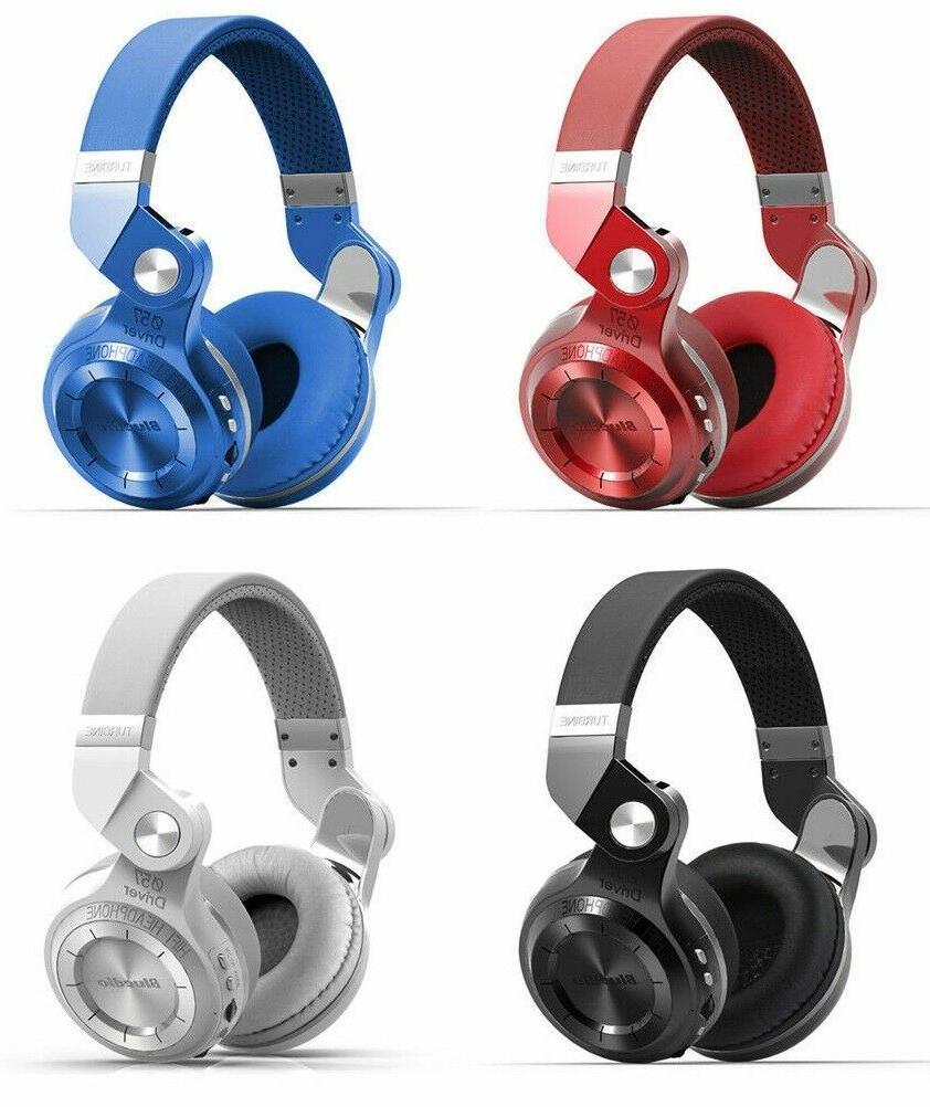 Bluedio T2 Plus 4.1 Stereo Wireless Headphone