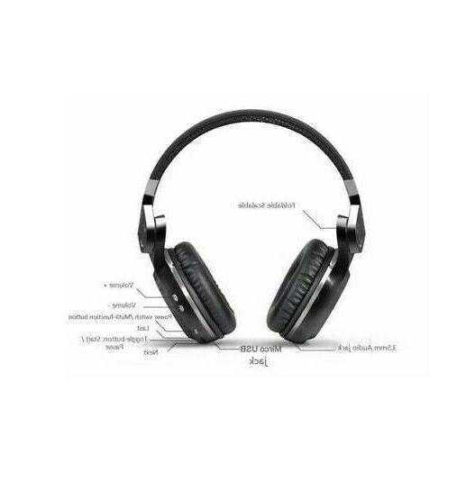 Bluedio T2 Plus 4.1 Hi-Fi Wireless