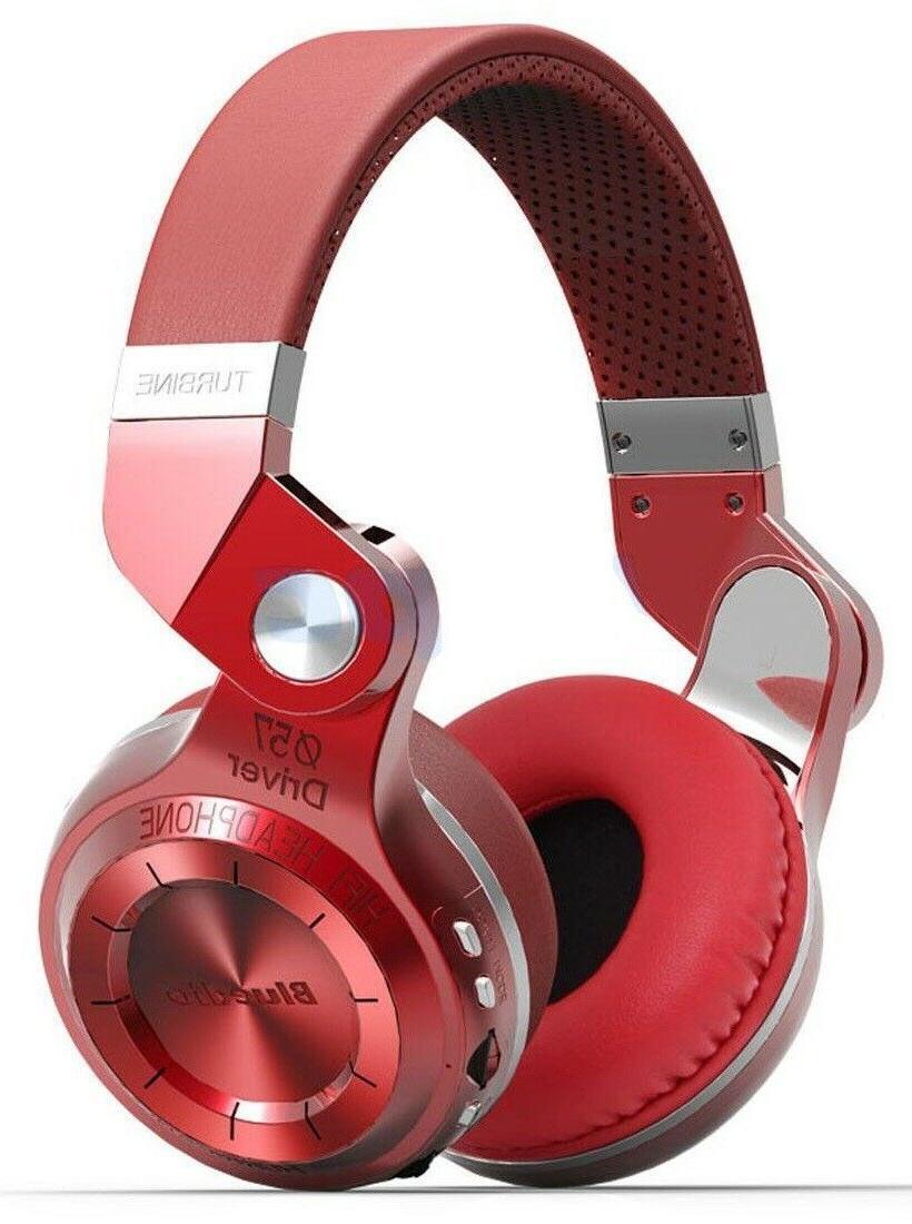 Bluedio Plus Bluetooth 4.1 Headsets Wireless Headphone Universal