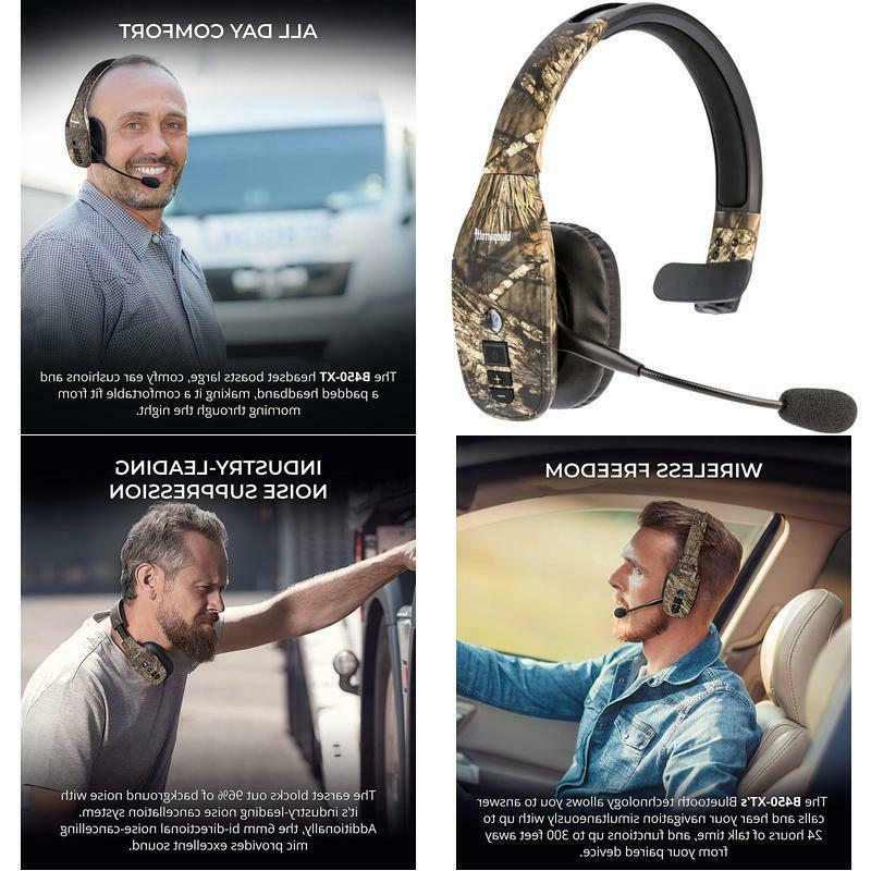 blueparrott b450 xt noise canceling bluetooth headset