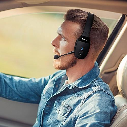 BlueParrott Noise Canceling Bluetooth Headset