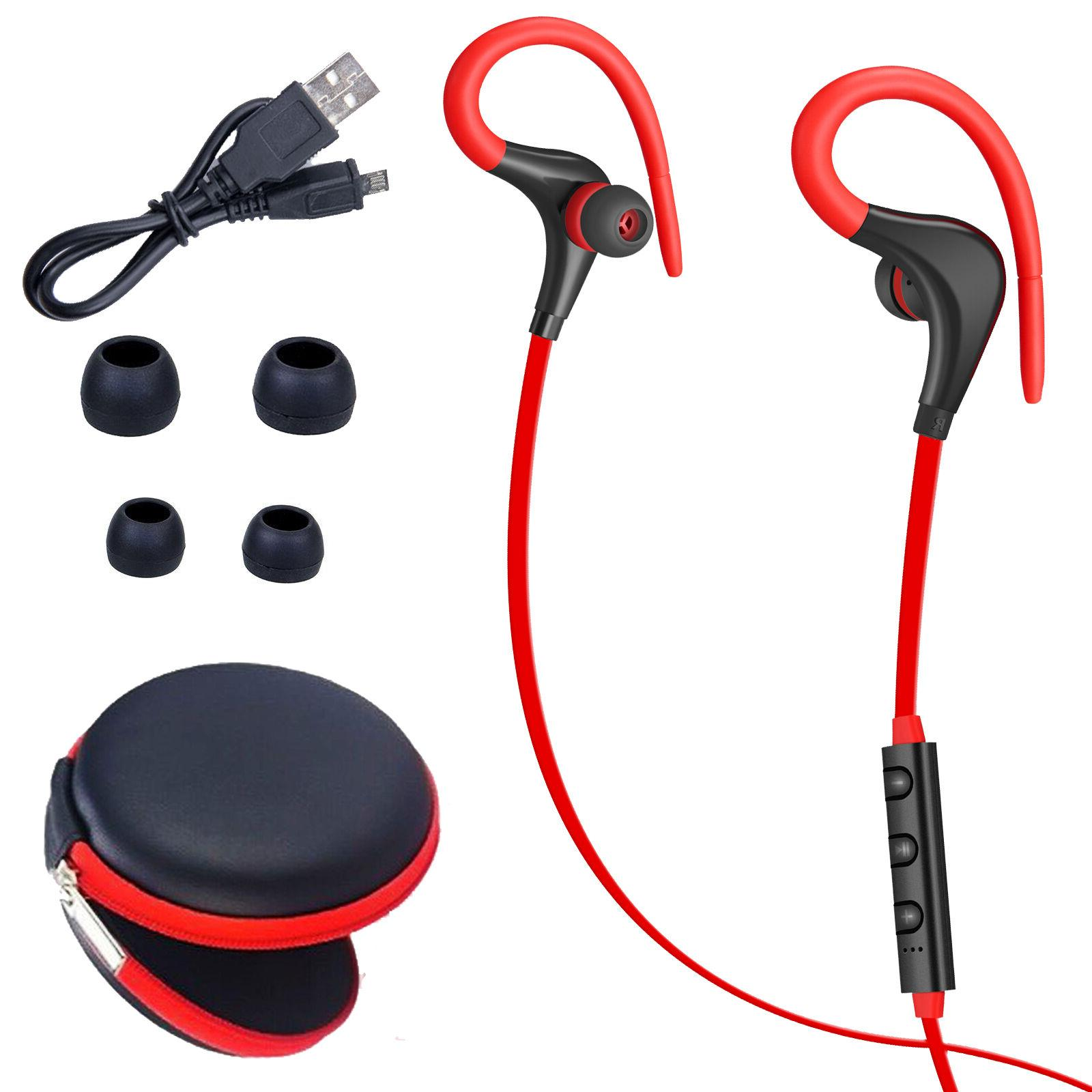 bluetooth 4 1 wireless stereo earphone earbuds